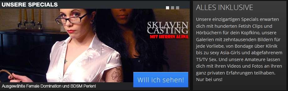 Sadorado Sklaven Casting