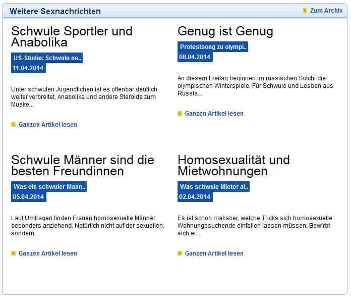16-gaydonis-Magazin-Sexnachrichten