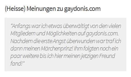 gaydonis-Heisse-Meinung
