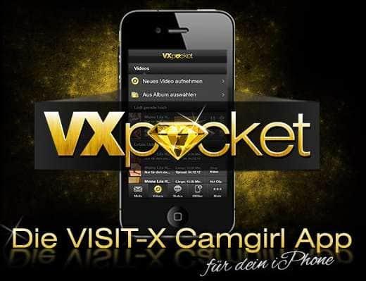 visit-x mobile app