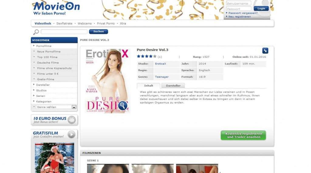 sexyarena.com MovieOn Video