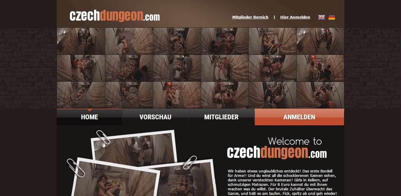 Czechdungeon.com seriös? Erfahrungen & Test lesen!