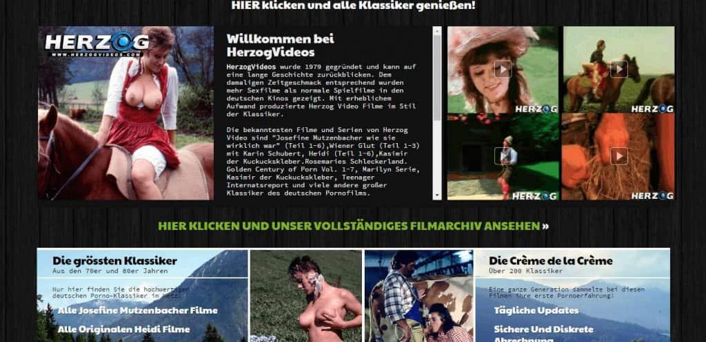 Herzogvideos.com Alle Klassiker