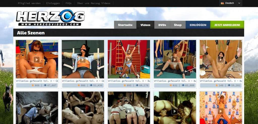 Herzogvideos.com Videos