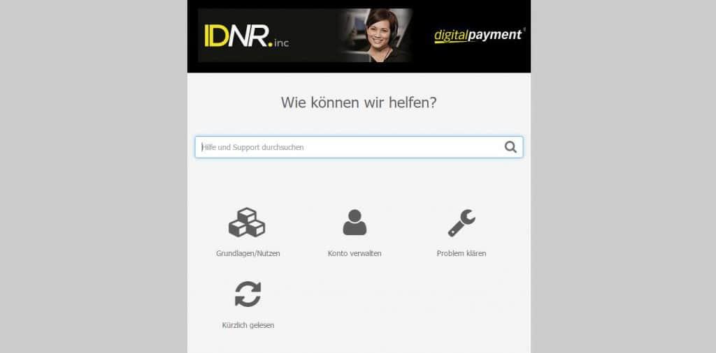 amateurseite.com Kundensupport