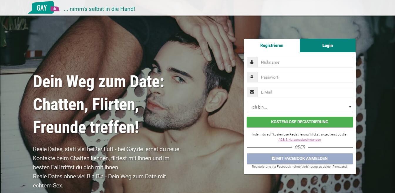 Gay.de seriös? Erfahrungen & Test lesen!