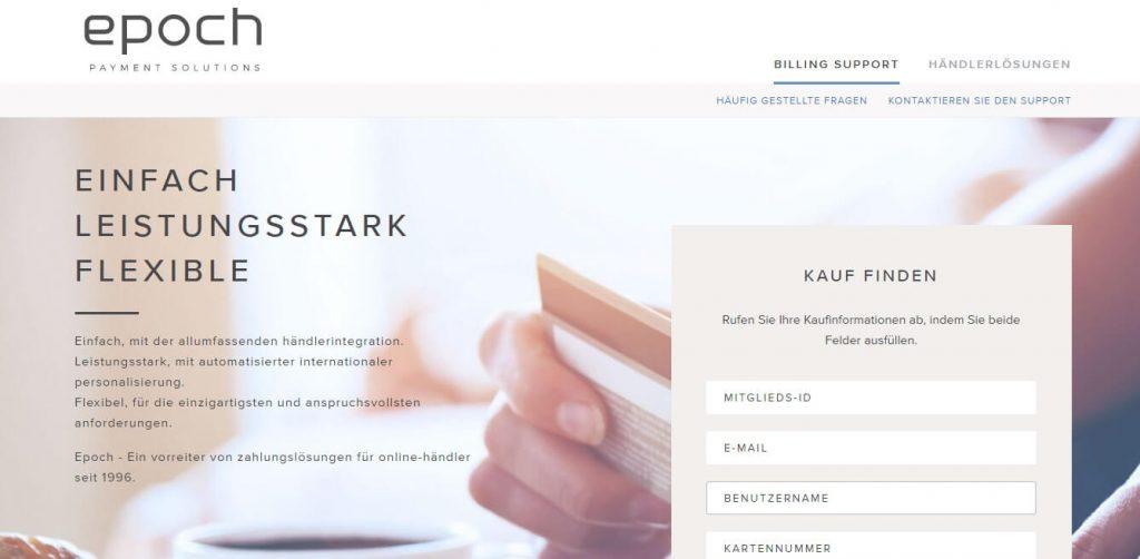 mature-nl Kundenservice Zahlungsabwickler