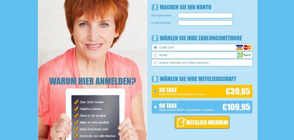 mature-nl Preise