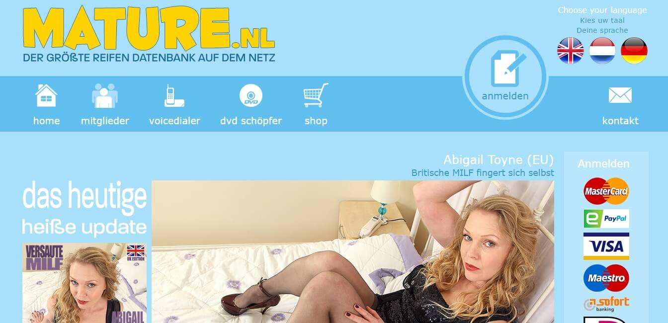 mature-nl Startseite