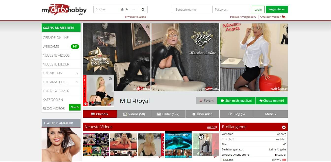 kostenlose milf pornofilme