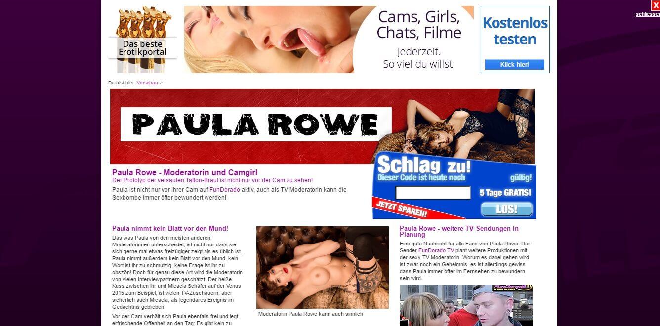 Paula Rowe Fundorado.de – kostenlose Pornofilme, Videos & Erfahrungen