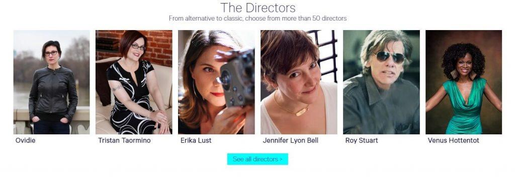 lustcinema-com Directors