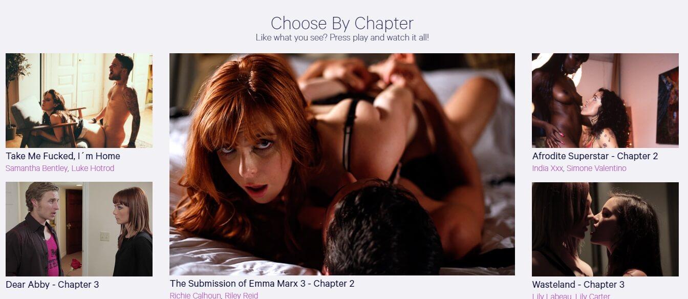 Sind Pornos für Frauen Pornos für die Seele?