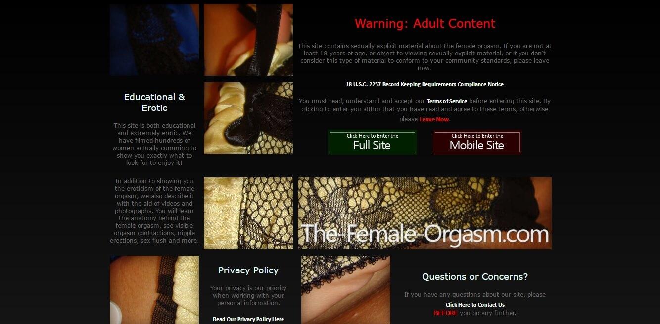 The-female-orgasm.com seriös? Erfahrungen & Test lesen!