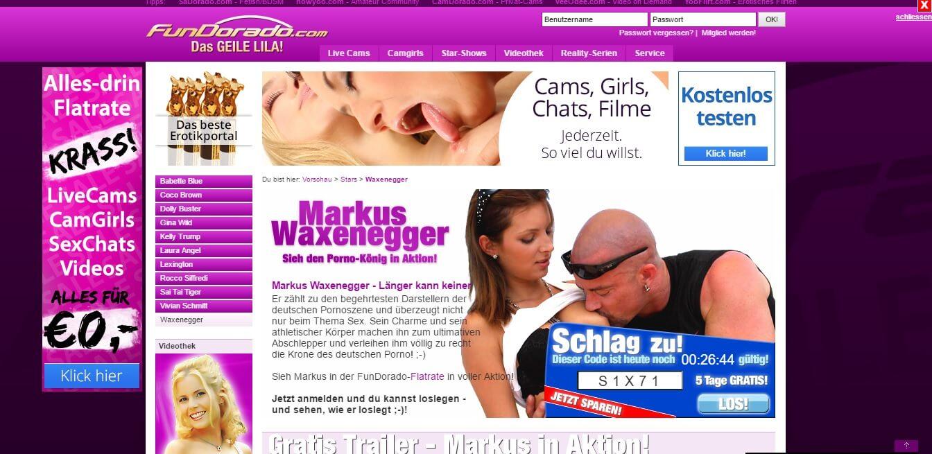 Markus Waxenegger Fundorado.de – kostenlose Pornofilme, Videos & Erfahrungen
