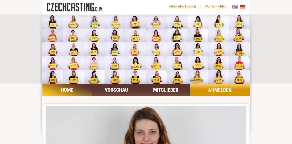 czechcasting-com Startseite