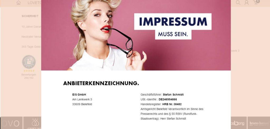 eis-de Impressum