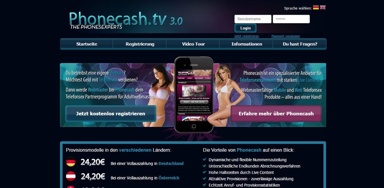 Phonecash.tv seriös? Erfahrungen & Test lesen!