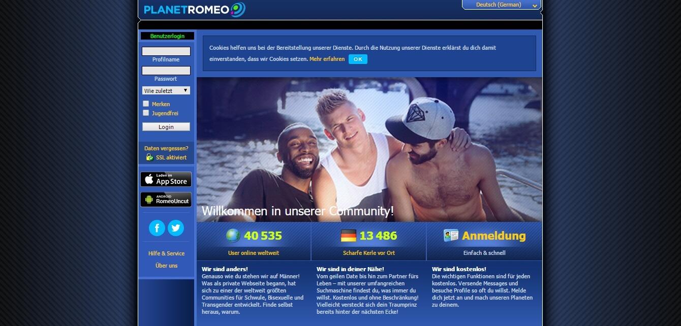Planetromeo.com seriös? Erfahrungen & Test lesen!