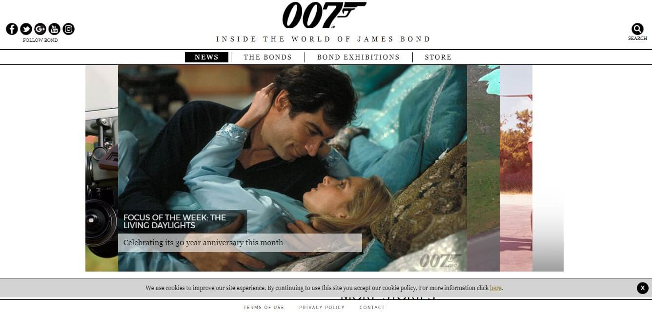 Haben die Anmachsprüche von James Bond heute noch Gültigkeit?