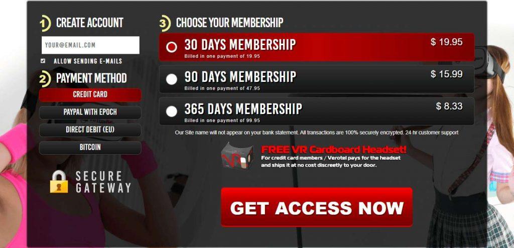 virtualxporn-com Registrierung